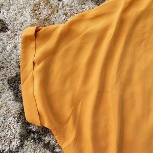 Lush Tops - 🌻 Lush Yellow Top